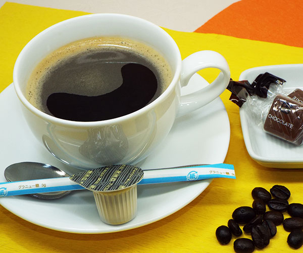 コーヒー(ホット・アイス)